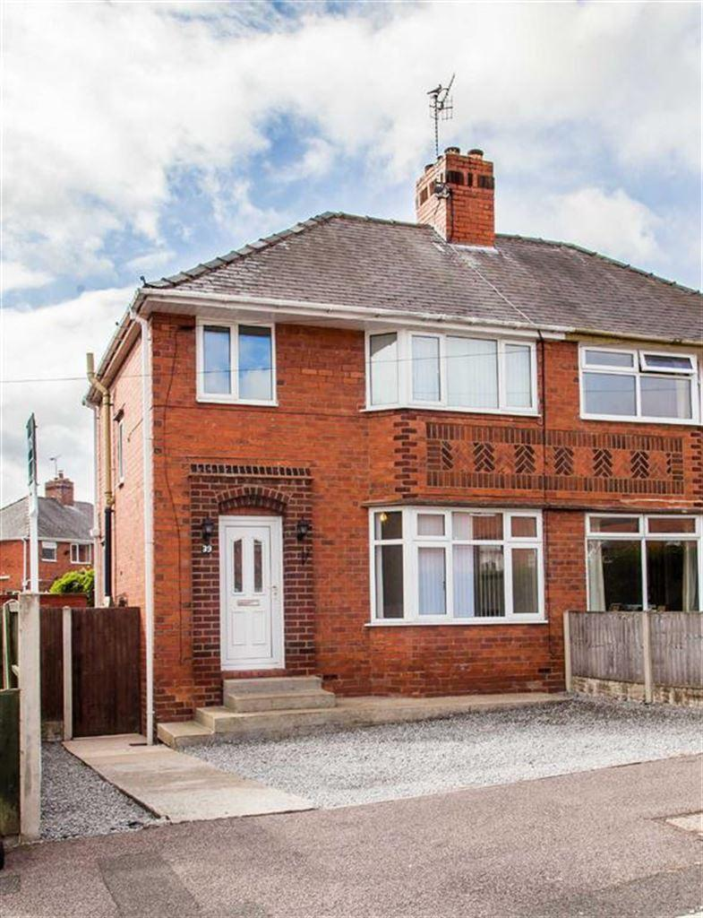 Selhurst Road Newbold Chesterfield S41 3 Bed Semi Detached House 570 Pcm 132 Pw