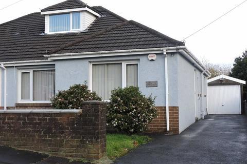 3 bedroom semi-detached bungalow for sale - Llanllienwen Close, Ynysforgan