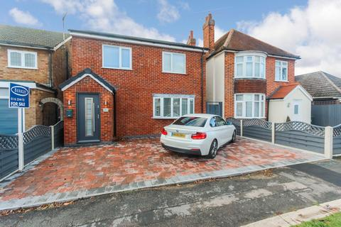 3 bedroom detached house for sale - Kings Drive, Leicester Forest East, Leicester, LE3
