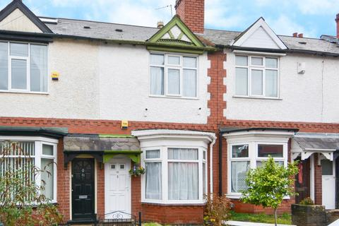 2 bedroom terraced house for sale - Swindon Road, Edgbaston , Birmingham, B17