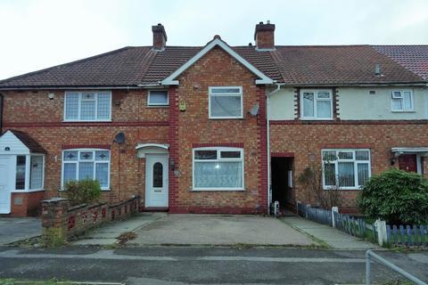 3 bedroom terraced house to rent - Pitmaston Road, Hall Green, Birmingham