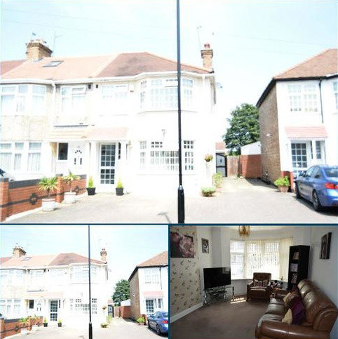 3 bedroom semi-detached house for sale - Clifford Road, Hounslow, Middlesex