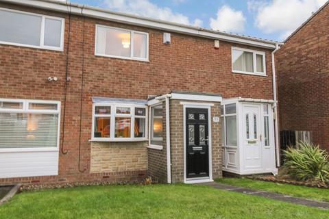 2 bedroom terraced house for sale - Burnham Avenue, West Denton Park, Newcastle upon Tyne, Tyne and Wear, NE15 8QG