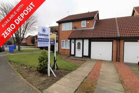 3 bedroom link detached house to rent - Silverdale Road, Cramlington