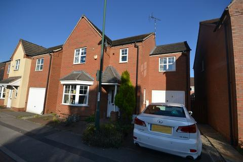 4 bedroom detached house to rent - Tom Blower Close, Nottingham