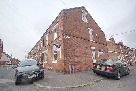 3 bedroom end of terrace house for sale - Chard Street, Basford