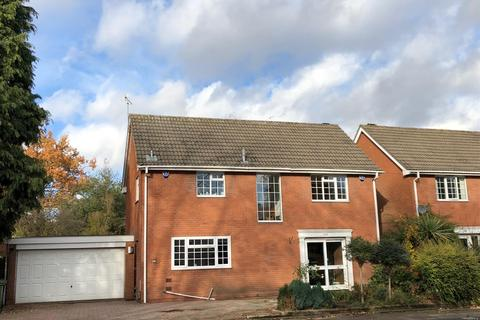 4 bedroom detached house for sale - Blossomfield Road, Solihull, B91 1SS