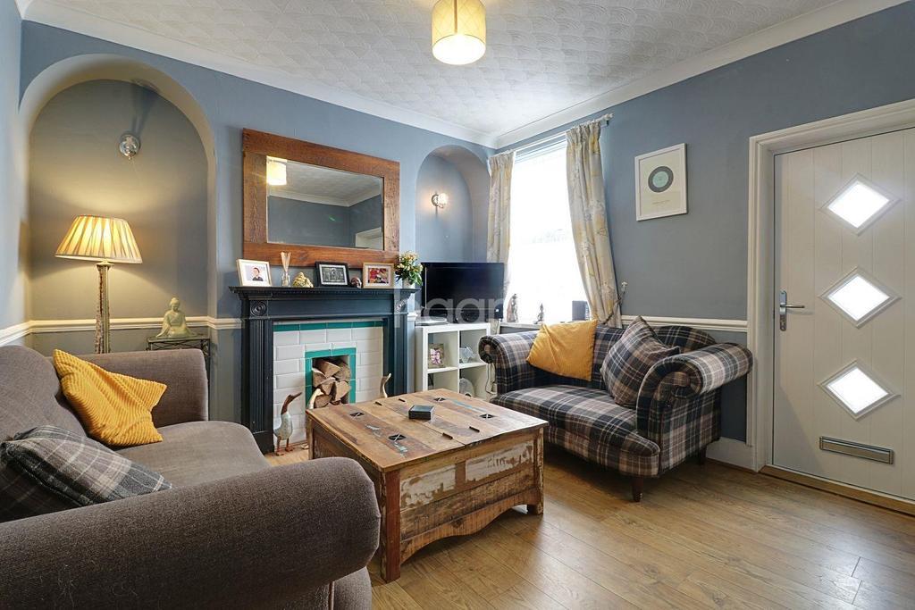 3 Bedrooms Terraced House for sale in Stuart Street, Grantham