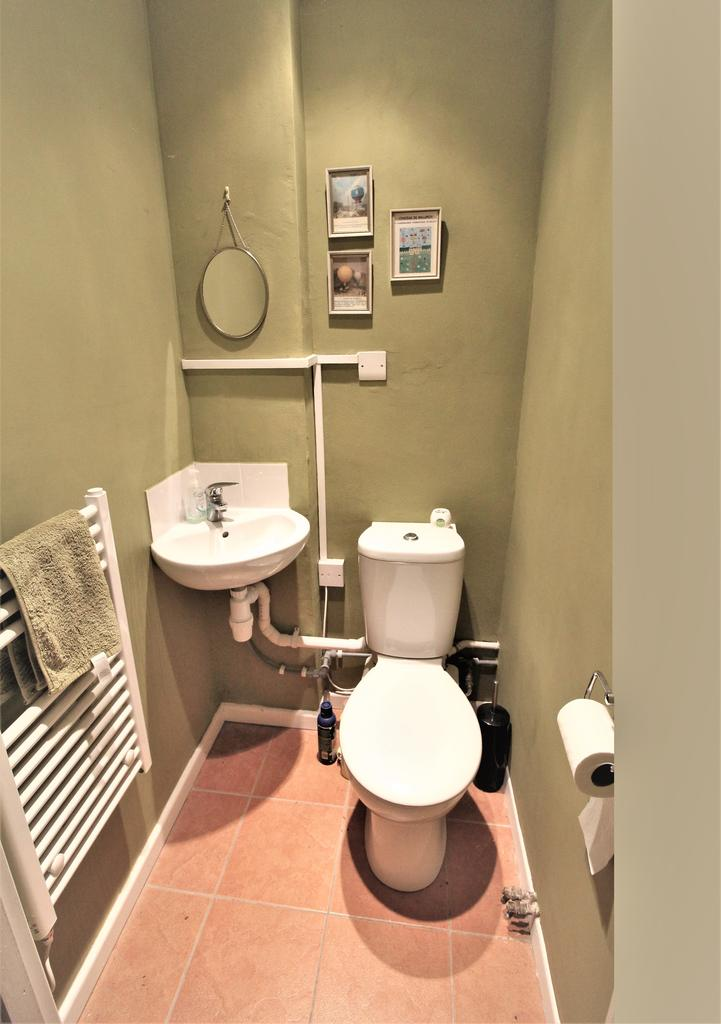 Ground Floor Cloakroom With WC