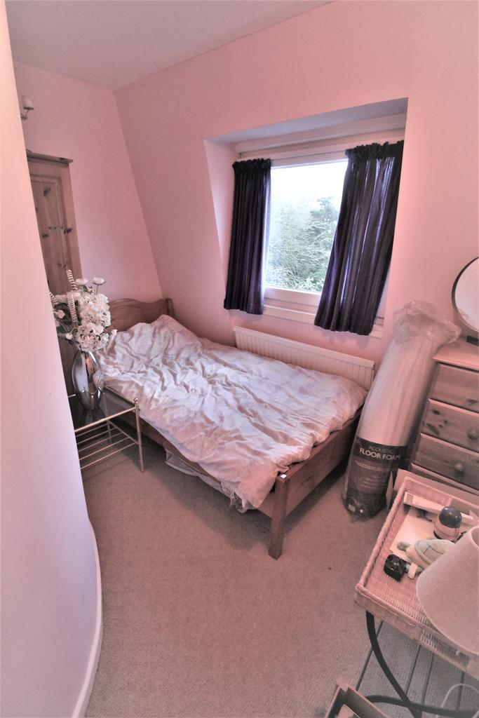 Bedroom Four With Window To Front
