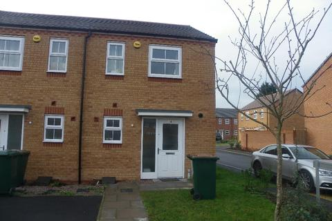 2 bedroom semi-detached house to rent - Silverbirch Avenue, White Willow Park, Coventry,