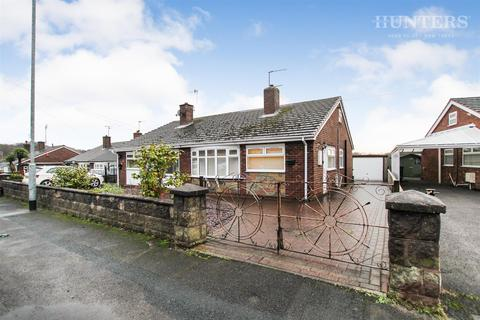 2 bedroom bungalow to rent - Windmill Avenue, Kidsgrove, ST74HS