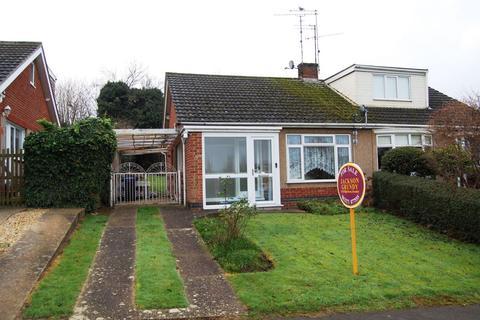 2 bedroom semi-detached bungalow for sale - St Peters Way, Weedon, Northampton NN7 4QJ