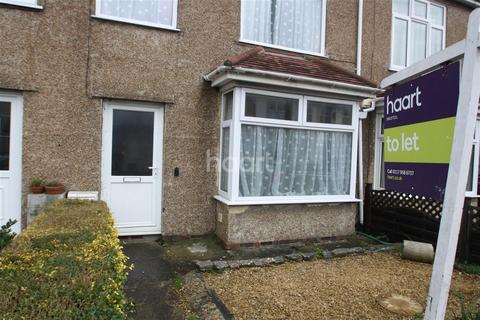 3 bedroom terraced house to rent - Charminster Road, Fishponds