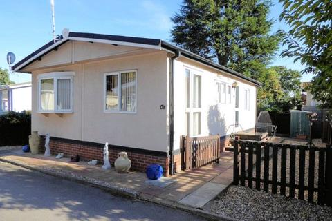 2 bedroom park home for sale - Palma Park Homes Shelly Street Loughborough Leicestershire