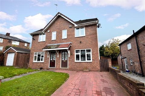 3 bedroom semi-detached house for sale - Canterbury Drive, Prestwich, Manchester, Greater Manchester, M25