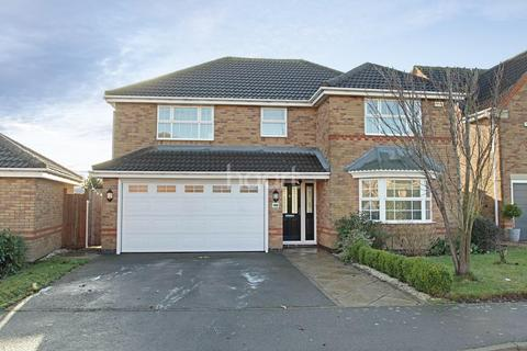 4 bedroom detached house for sale - Forest House Lane,Leicester Forest East, Leicester