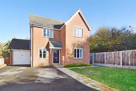 4 bedroom detached house for sale - Tradewinds, Whitstabe