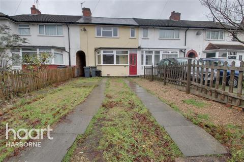 3 bedroom terraced house to rent - Daimler Road, Yardley Wood