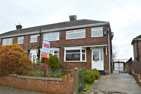 3 bedroom end of terrace house for sale - Penshurst Road, Cleethorpes, Lincolnshire, DN35