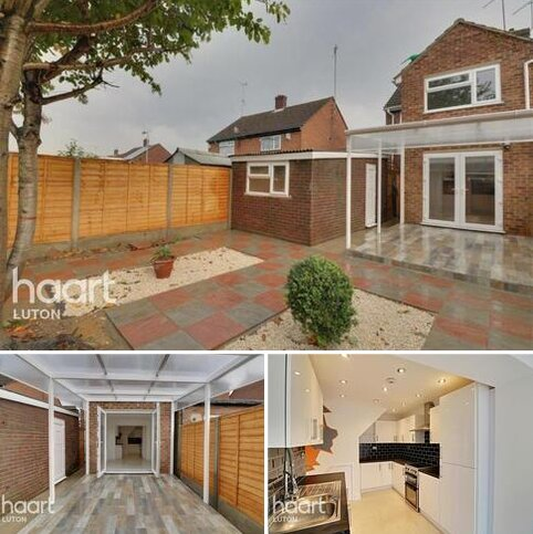 3 bedroom detached house to rent - Wordsworth Road, Luton