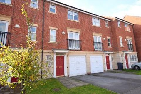 3 bedroom townhouse for sale - Grosvenor Drive, Heatherton Village, Derby, DE23 3UQ