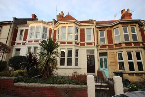 3 bedroom terraced house for sale - Halsbury Road, Westbury Park, Bristol, BS6
