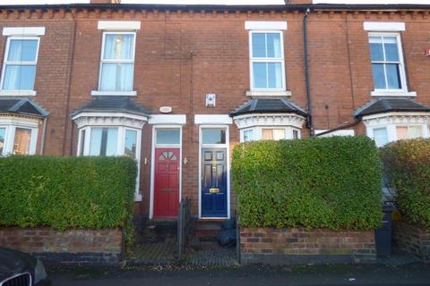 2 bedroom terraced house to rent - Vivian Road, Harborne, Birmingham, B17 0DT