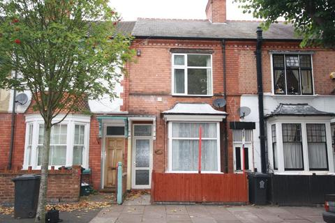 4 bedroom terraced house to rent - Lavender Road, West End, Leicester LE3