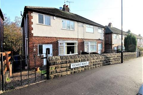 3 bedroom semi-detached house for sale - Vickers Road, Firth Park , Sheffield, S5 6WB