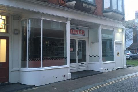 Restaurant to rent - Duke Street, Old Town Margate