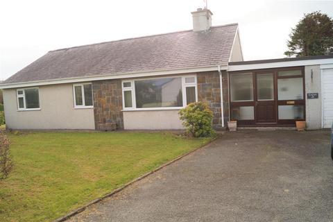 4 bedroom detached bungalow for sale - Lon Ceredigion, Pwllheli