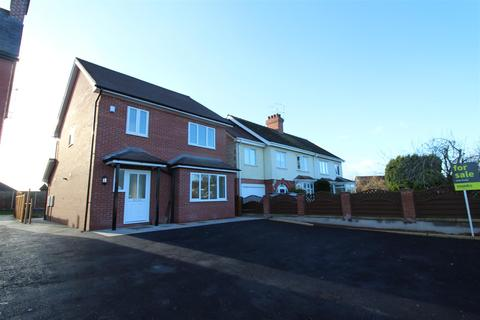 4 bedroom detached house for sale - Cordwell Villas, Aston Road, Wem