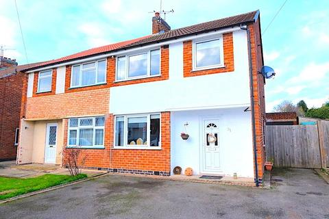 3 bedroom semi-detached house for sale - Wardens Walk, Leicester Forest East