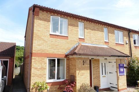 2 bedroom terraced house to rent - Lavender Way, Rushden, Northants