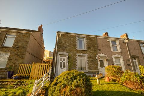 2 bedroom end of terrace house for sale - Llangyfelach Road, Brynhyfryd, Swansea, SA5