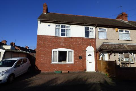 2 bedroom end of terrace house for sale - Mayfield Road, Attleborough, Nuneaton, CV11