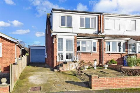 3 bedroom semi-detached house for sale - Nelson Avenue, Minster On Sea, Sheerness, Kent