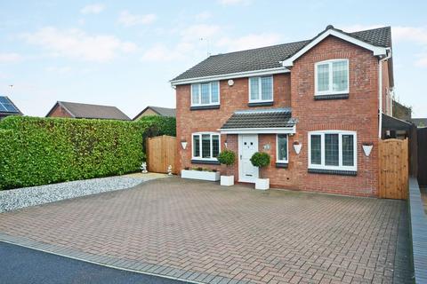 4 bedroom detached house for sale - **NEW** Chervil Close, Meir Park, ST3 7YD
