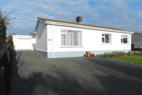 3 bedroom detached bungalow for sale - Ruther Park, Haverfordwest, Pembrokeshire