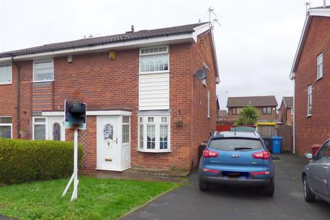 2 bedroom semi-detached house for sale - Cringles Drive, Tarbock Green, Liverpool