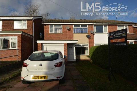 3 bedroom semi-detached house to rent - Latham Street, Winsford