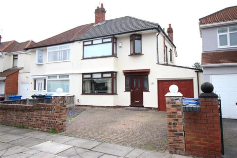 3 bedroom semi-detached house for sale - Gladstone Avenue, Liverpool, Merseyside, L16