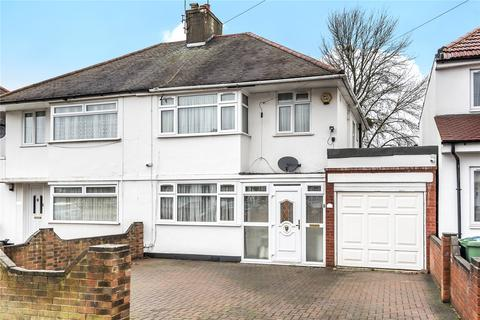 4 bedroom semi-detached house for sale - Welbeck Road, Harrow, Middlesex, HA2