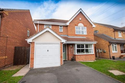 4 bedroom detached house for sale - Glenmore Drive, Stenson Fields