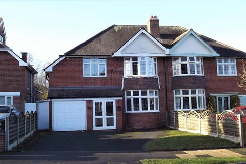 4 bedroom semi-detached house for sale - Darnick Road, Sutton Coldfield