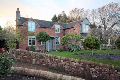 3 bedroom character property for sale - Offley Rock, Eccleshall, Stafford