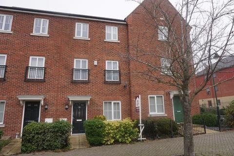 4 bedroom terraced house to rent - Eagle Way, Peterborough
