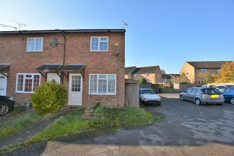 2 bedroom end of terrace house for sale - Falcon Way, Ashford, Kent