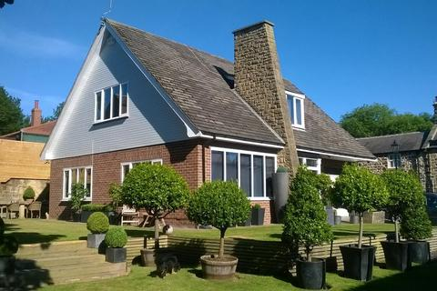 4 bedroom detached house for sale - Church Way, Earsdon Village